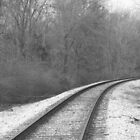 railroad tracks 2 by ksteiling