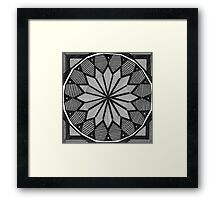 Arrows Out Framed Print