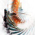 Fibonnacis Spiral by Gregory Shyne