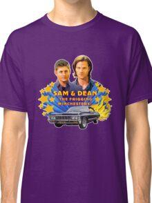 Sam & Dean Vintage Transfer Classic T-Shirt