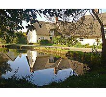 Cottages At Wennington  Photographic Print