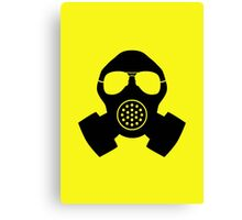 Hayfever Survival Mask Canvas Print