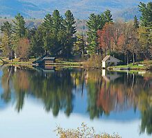 Mirror Lake by barkeypf