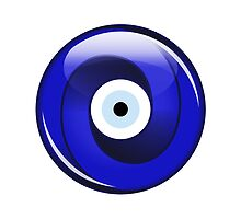 Impossible evil eye by emilegraphics