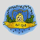 Flirt club - official crest by DiabolickalPLAN