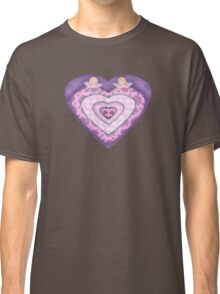 Cupids with Hearts and Roses Classic T-Shirt