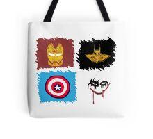Marvel vs. DC, bro! Tote Bag