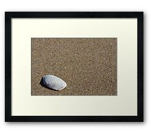 Not Alone, Just Lonely Framed Print