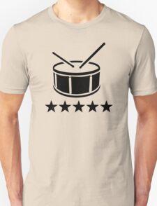 Drum stars Unisex T-Shirt
