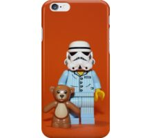 Sleepy Stormtrooper iPhone Case/Skin