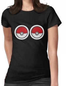 Pokebosoms Womens Fitted T-Shirt