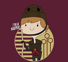 Ron's a Keeper Unisex T-Shirt