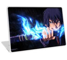 Blue ! Laptop Skin
