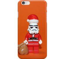 Santa Stormtrooper iPhone Case/Skin