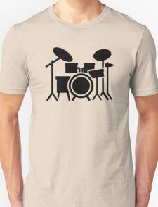 Drums set Unisex T-Shirt
