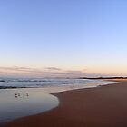 Slow M-ocean - Pippi Beach, NSW by Deanna Roberts Think in Pictures