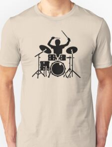 Band drummer Unisex T-Shirt