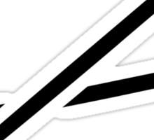 Drumsticks Sticker