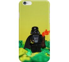Darth Vader Green iPhone Case/Skin