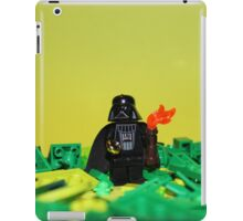 Darth Vader Green iPad Case/Skin