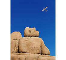 I Wish I Could Fly. Photographic Print