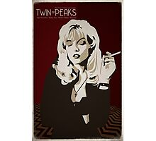Twin Peaks - Laura Palmer Photographic Print