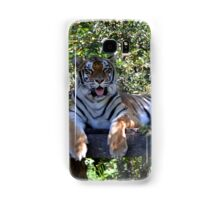 Big Cat Samsung Galaxy Case/Skin