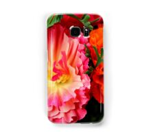 Colours & Flowers Speak all Languages Samsung Galaxy Case/Skin