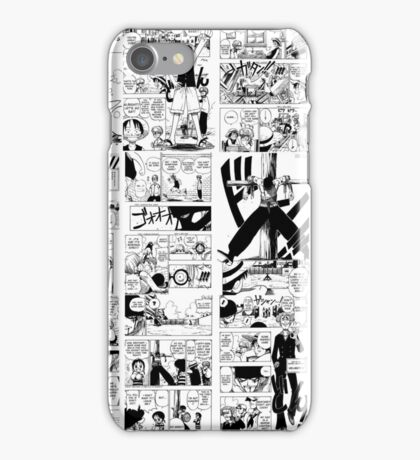 The Introduction of the Pirate Hunter iPhone Case/Skin