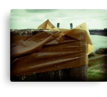 Packing Tape Canvas Print