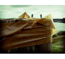 Packing Tape Photographic Print