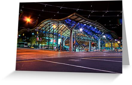 Southern Cross Station by Alistair Wilson