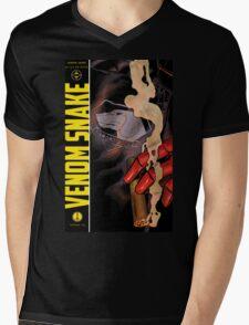 Venom Snake #1 Mens V-Neck T-Shirt