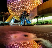 Reflections of Spaceship Earth by Brett Kiger