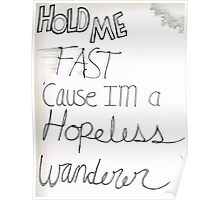 Hold Me Fast Poster