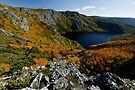 Crater Lake Scenic by Robert Mullner