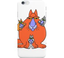 family first iPhone Case/Skin