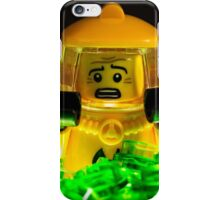 Hazmat Guy iPhone Case/Skin