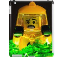 Hazmat Guy iPad Case/Skin