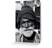 Pushkar India #1 Greeting Card