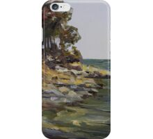 Oyster Bay Late July iPhone Case/Skin