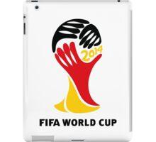 Fifa World Cup Germany iPad Case/Skin