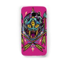 Cat Beast  Samsung Galaxy Case/Skin