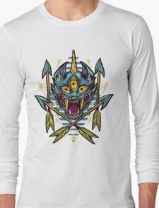 Cat Beast  Long Sleeve T-Shirt