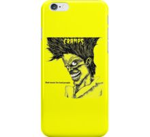 Bad music for Bad people iPhone Case/Skin