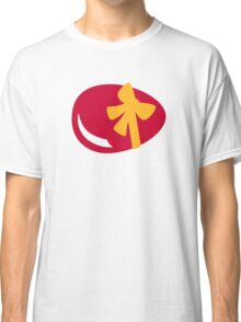 Easter egg bow Classic T-Shirt