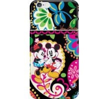 Vera Bradley Mickey Minnie iPhone case iPhone Case/Skin