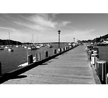 Boardwalk | Northport, New York  Photographic Print