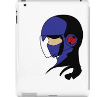 Megaman Policeman iPad Case/Skin
