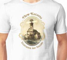 New Kadath Lighthouse Art Gallery Unisex T-Shirt